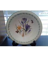 "Studio Nova (4) Garden Bloom  Stoneware Bowls  8"" Good Used Condition   - $16.20"