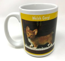 Welsh Corgi Piano Photo Coffee Tea Mug Cup Dog Lover Gift Present - $15.83