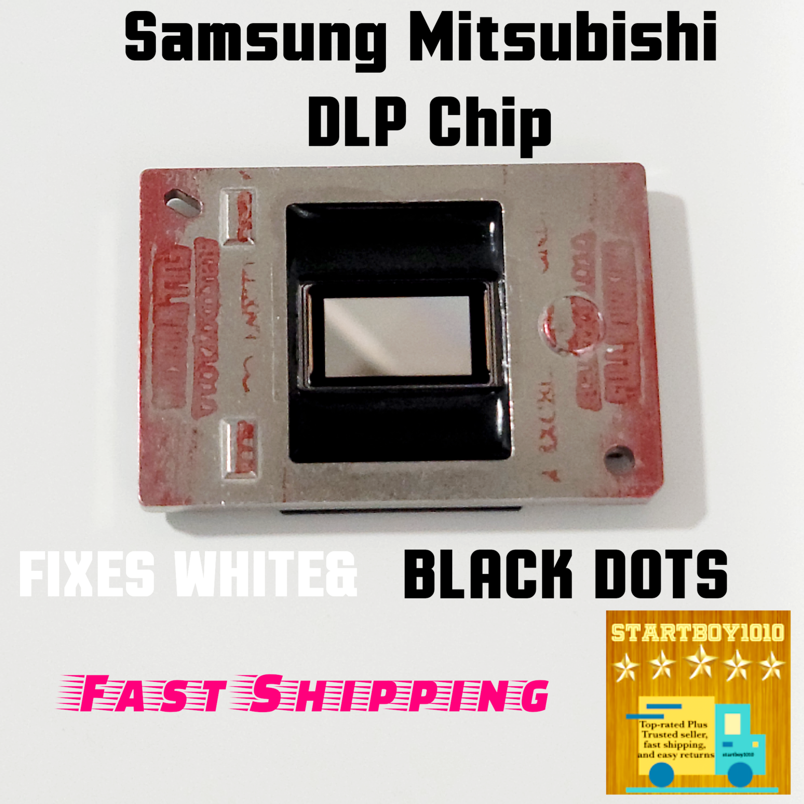 Primary image for Samsung Mitsubishi Original 1910-6143W OEM DMD / DLP Chip for Mitsubishi WD-73C1