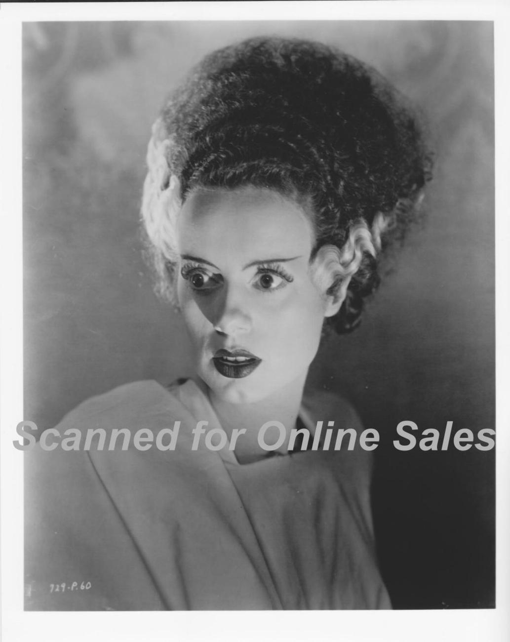 Primary image for Bride of Frankenstein Elsa Lanchester 8x10 Photo