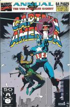 Captain America 64 Page Annual  #10 1981  F - $1.50