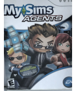 My Sims AGENTS  - Nintendo Wii Games - $28.00