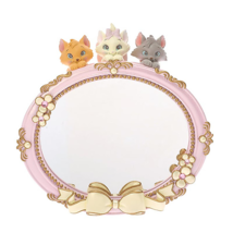 ❦NEW The Aristocats Marie Stand Mirror Lovely p... - $38.61