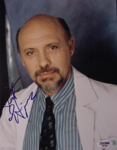 Primary image for HECTOR ELIZONDO SIGNED PHOTO PSA/DNA CERT. CHICAGO HOPE