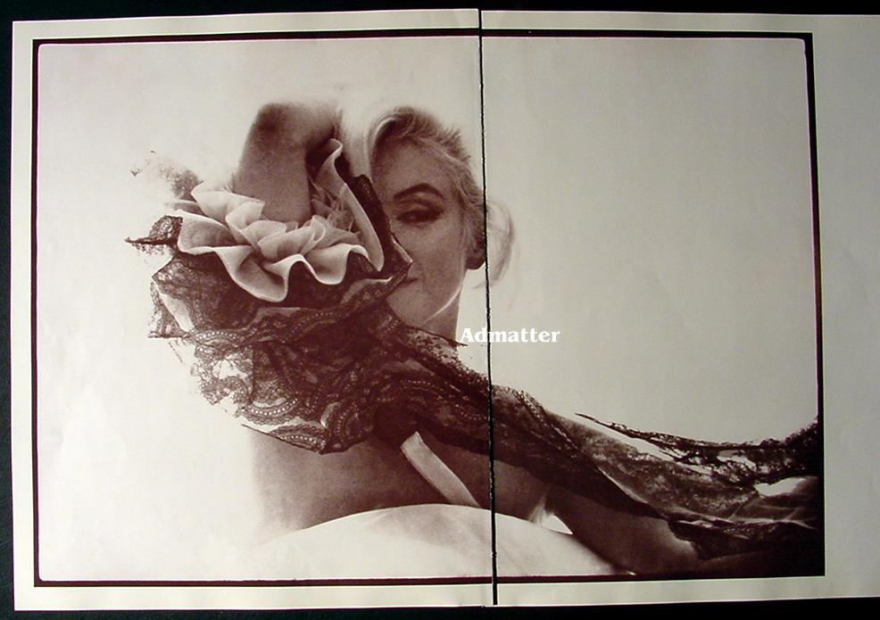 Marilyn Monroe Lot of 3 Scarce Pin-up Photo Posters