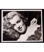 Marilyn Monroe Norma Jean Vintage Pinup Sexy Lace Top! (#2) - $11.05