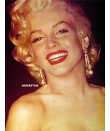 Marilyn Monroe Vintage Pin-up Poster Print Sexy Smile!  - $6.64