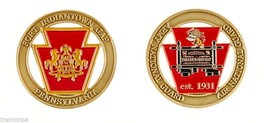ARMY NATIONAL GUARD  FORT INDIANTOWN GAP ANG CHALLENGE COIN - $16.24