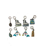 ASSORTED KEY CHAINS - 3 PIECES PER PACK - $6.99