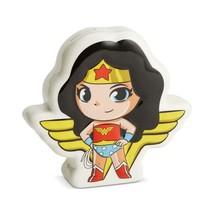 DC Super Friends Wonder Woman Coin Money Bank Durable Dolomite image 2