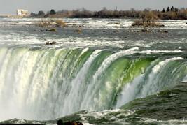 Niagra Falls Horseshoe Canada, 8x12 Photograph - $99.00
