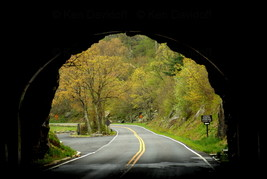 Shenandoah National Park Tunnel, Va, 8x12 Photograph - $99.00