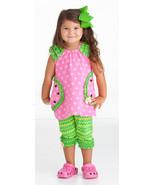 Infant Girls Peaches n' Cream Tunic Set  - $54.00