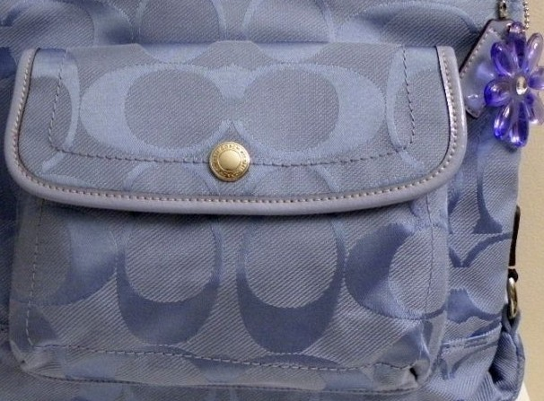 COACH Daisy Signature File Bag NWT 16550