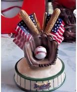 San Francisco Company Baseball Musical Ornament - $23.38