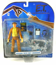 Extra Terrestrial Interactive KEYMAN w/ Net Launcher Toys R Us Exclusive... - $14.91