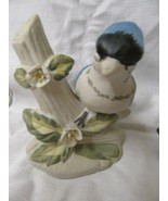 ASSORTED BLUEJAY FIGURINES - $14.85