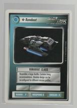 Runabout - Federation - Star Trek: Next Generation CCG - Ship - Decipher Games. - $1.72