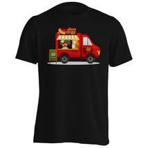 Hot Dogs Food Truck Van Men's T-Shirt/Tank Top v560m - $11.93+