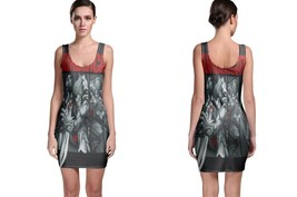 Thunder Cat Bodycon Dress - $20.99+