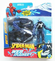 Spider-Man VENOM Web Splashers Shoots Water Spitter Action Figure NEW 20... - $37.52
