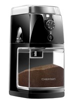 Chefman Coffee Grinder Electric Burr Mill - Freshly Grinds Up to 2.8oz B... - $80.99