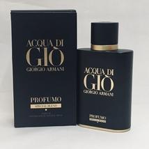 Acqua Di Gio Profumo Special Blend Giorgio Armani 2.5 fl.oz / 75 ml EDP ... - $248.98