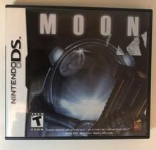 Moon (Nintendo DS, 2009) Complete CIB - $44.54