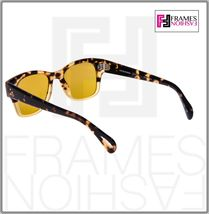 OLIVER PEOPLES Jannsson Sun OV5242S Honey Brown VFX Photochromic Sunglasses 5242 image 3