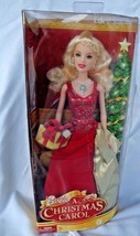 Barbie A Christmas Carol 2008 Eden Starling P8734 Mattel - $12.00