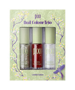 Pixi Nail Color High Shine Nail Polish Trio 3 PC Set - Glittery - $19.99