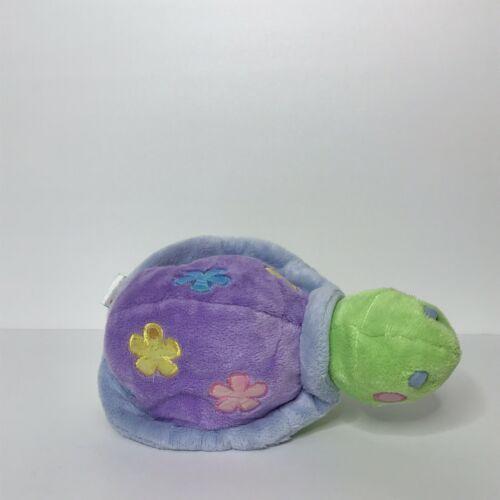 "Ganz Webkinz Daisy Tortoise Plush Stuffed Animal Beanie 9"" No Code"