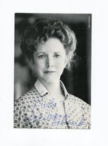 BARBARA BABCOCK-4x6-AUTOGRAPHED-CARD-ACTRESS-HOME ALONE 4-PASADENA - $28.86