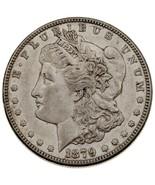 1879-S Rev Di 1878 Argento Morgan Dollaro IN Au Condizioni, Nice Occhio ... - $178.19