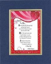 Touching and Heartfelt Poem for Love & Marriage - [Speak To Me. ] on 11 x 14 CUS - $16.33