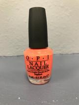 Opi Nail Laquer - $6.99