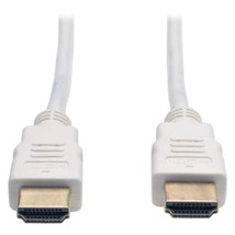 Tripp Lite P568-003-WH High-Speed HDMI Cable (3ft, White) - $22.42