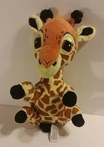Disney Parks Giraffe Plush 12in Stuffed Animal Baby Lovey Kingdom Land W... - $9.99