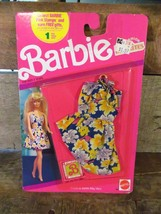 BARBIE Fashion Favorites #783 Sundress 1990 Clothing Outfit NEW Sealed M... - $14.84