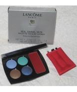 Lancome Sea Sand Sun Palette for Eyes and Lips - NIB - $24.95