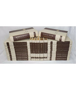 The World Book Encyclopedia Complete Set Including 2 Dictionaries A-Z 1973 - $250.46