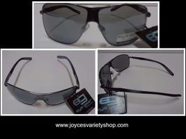 Foster Grant Eyegear Sunglasses NWT Dark Grey Metal Frame100% UVA UVB - $13.99