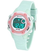 Kids Digital Watch, Functional Waterproof Boys Watch Girs Watch with Tim... - $17.01