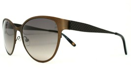 New Authentic Bottega Veneta Bv 261S 4EZ Dx Sunglasses Bronze 56-19 140 - $94.80