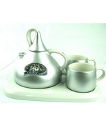 Hershey's Kisses 100th Anniversary Hot Cocoa Serving Set 2007 With Tray - $43.51