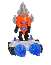 Hello Carbot Power Cruiser Transformation Action Figure Drill Robot Vehicle Toy image 5