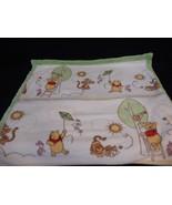 Disney baby 30x40 Winnie Pooh Piglet Tigger Hunny tree security blanket lovey - $29.95