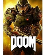 Doom PC Steam Key NEW 2016 Download Game Fast Region Free - $12.09