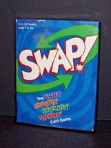 Swap Card Game 2002 Big Deal Patch New Sealed Ages 7+ (Y) - $14.84