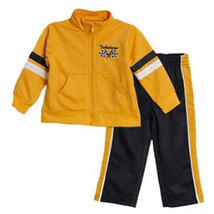 Baby Togs Baby Boys Infant Jacket And Blue Pant Set  - $25.00